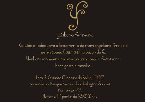 Yáskara Ferreira